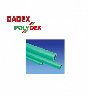 PPRC Dadex Polydex Pipes 4 Meter (Antimicrobial)- PN 20