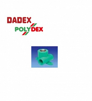PPRC Dadex Polydex Wall Mountain with Tap Connector