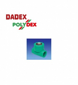 PPRC Dadex Polydex Female Threaded Tee