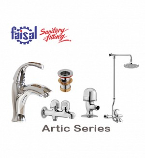 Faisal Artic Series Bath Set