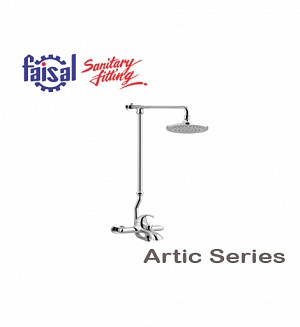 Fasial Artic Wall Shower / Hand Shower Type