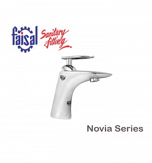 Fasial Novia Single Lever Basin Mixer (Only Chrome)