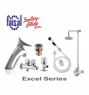 Faisal Excel Series Bath Set