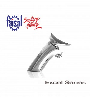 Fasial Excel Single Lever Basin Mixer