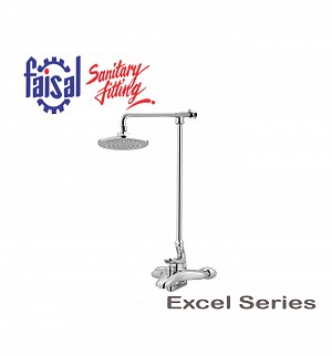 Fasial Excel Wall Shower / Hand Shower Type