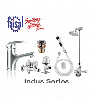 Faisal Indus Series Bath Set