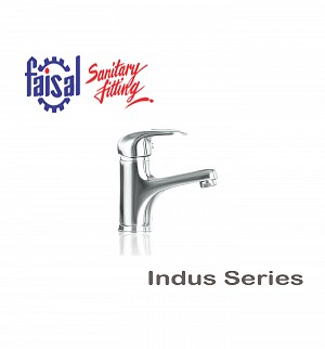 Fasial Indus Single Lever Basin Mixer
