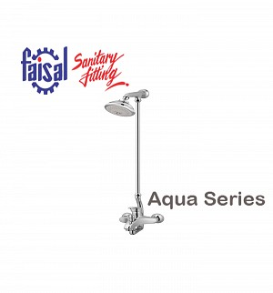 Fasial Aqua Wall Shower / Hand Shower Type