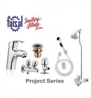Faisal Project Series Bath Set