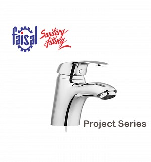 Fasial Project Single Lever Basin Mixer