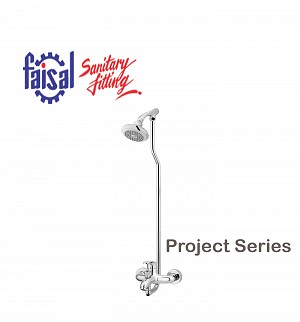 Fasial Project Wall Shower / Hand Shower Type