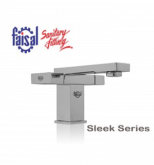 Fasial Sleek Single Lever Basin Mixer (Only Chrome)