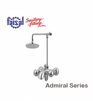 Fasial Admiral Wall Shower / Hand Shower Type