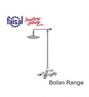 Fasial Bolan Wall Shower / Hand Shower Type