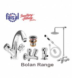 Faisal Bolan Series Bath Set