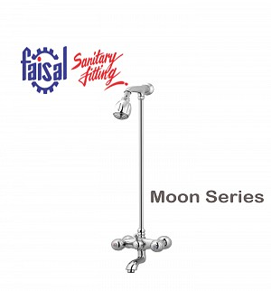 Fasial Moon Wall Shower / Hand Shower Type
