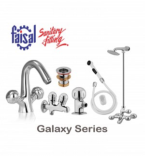 Faisal Galaxy Series Bath Set