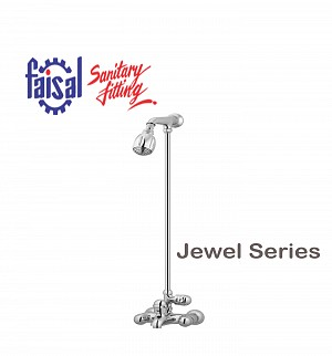 Fasial Jewel Wall Shower / Hand Shower Type