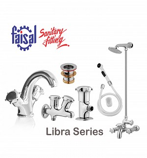 Faisal Libra Series Bath Set