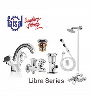 Faisal Libra Series Bath Set