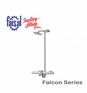 Fasial Falcon Wall Shower / Hand Shower Type