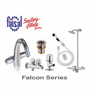 Faisal Falcon Series Bath Set