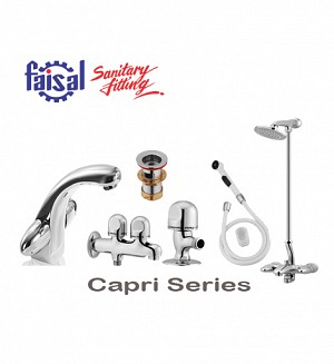 Faisal Capri Series Bath Set