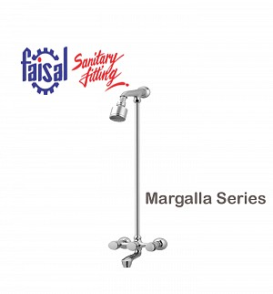 Fasial Margalla Wall Shower / Hand Shower Type