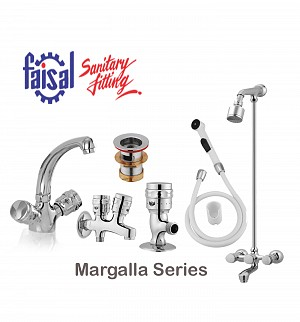 Faisal Margalla Series Bath Set