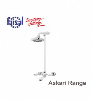 Fasial Askari Wall Shower / Hand Shower Type (Only Color)