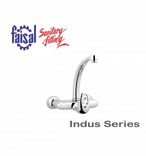 Faisal Indus Single Lever Sink Mixer
