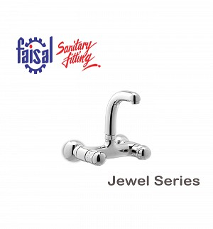 Faisal Jewel Sink Mixer