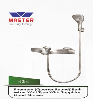 Master Gold Series Phantom Saphire Hand Shower