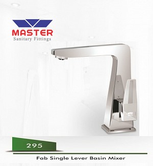 Master Gold Series Fab Single Lever Basin Mixer