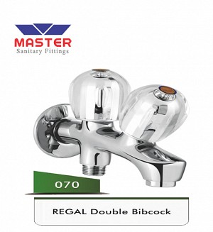 Master Regal Double Bibcock (070)