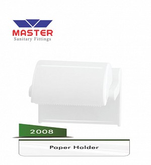 Master Plastic Paper Holder