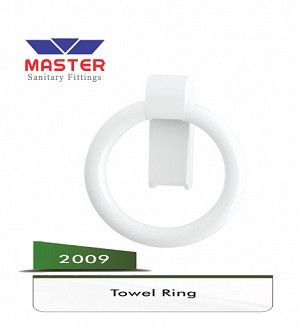 Master Plastic Towel Ring