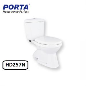 Porta Two Piece Cito Model:(HD257N)