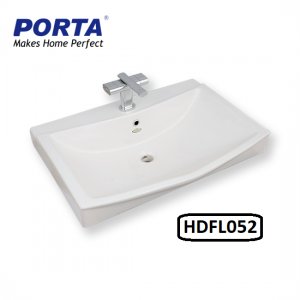 Porta Art Vanity Wash Basin Model:(HDFL052)