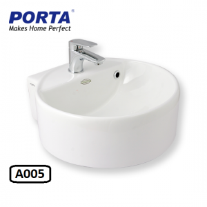 Porta Art Vanity Wash Basin Model:(A005)
