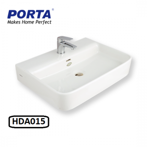 Porta Art Vanity Wash Basin Model:(HDA015)