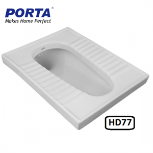 Porta Squatting Pan Orissa (WC) Model:(HD77)