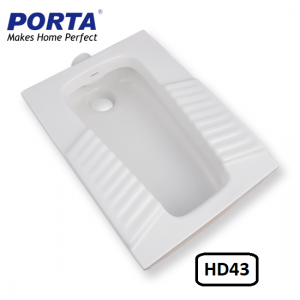 Porta Squatting Pan Orissa (WC) Model:(HD43)