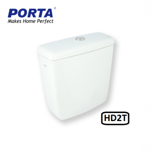 Porta Flush Tank With Fitting Model:(HD2T)
