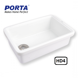 Porta Single Sink With Fitting Model:(HD4)