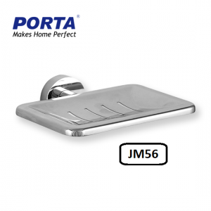 Porta Soap Dish Square Model:(JM56)
