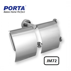 Porta Double Paper Holder Model:(JM72)