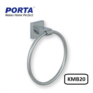 Porta Towel Ring Model:(KMB20)