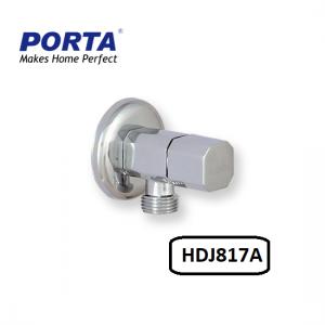 Porta Tee Stop Cock (Square) Model:(HDJ817A)