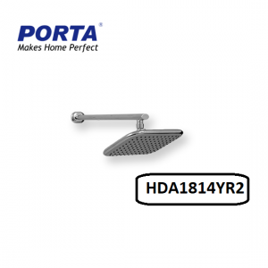 Porta Shower Head With Arm Model:(HDA1814YR2)